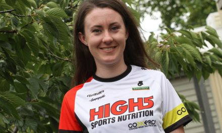 "Kendelle Hodges ""Hoping for a successful year on the bike"""