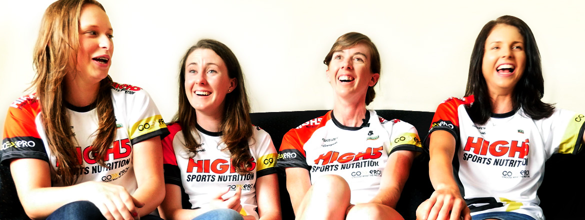 High5 for Australian Women's Cycling