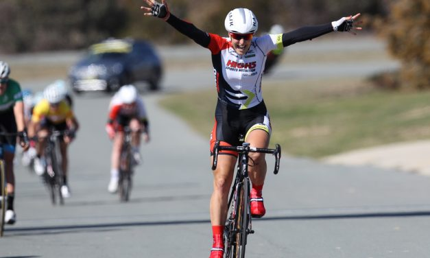 Hometown Hero Rebecca Wiasak Wins Two National Capital Tour Stages