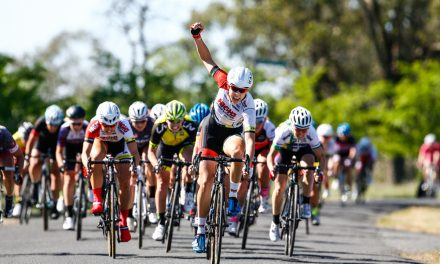 High5 Dream Team Strike Gold On 2015 Tour Of The Goldfields Stage 1