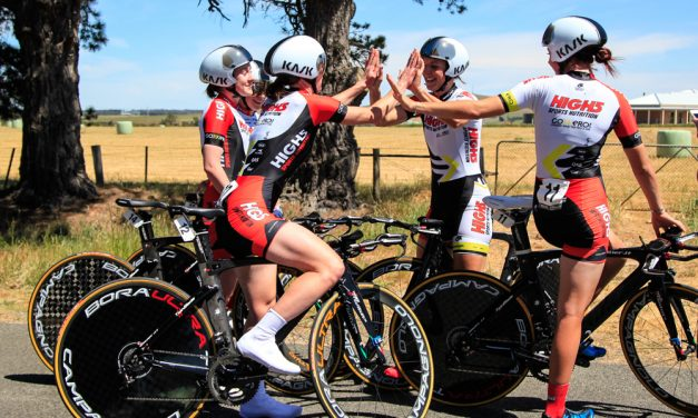 High5 Dream Team Announce 2016 Squad To Defend National Road Series Crown