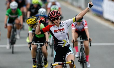Kimberley Wells Sprints To Stage 4 Santos Women's Tour Success