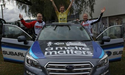 High5 Dream Team Go 1-2-3 On Stunning Mersey Valley Tour Final Stage