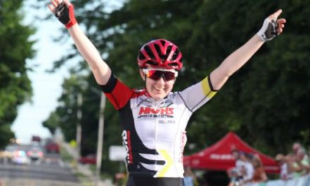 Kendelle Hodges Takes Stage Win at Tour of America's Dairyland