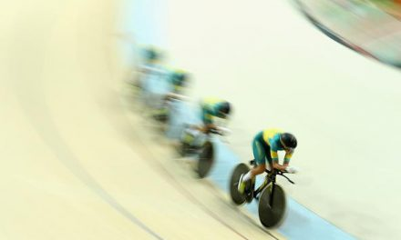 Women's Team Pursuit Team Finish Fifth In Rio