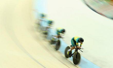 Women's Team Pursuit Team Finish Fifth In Rio