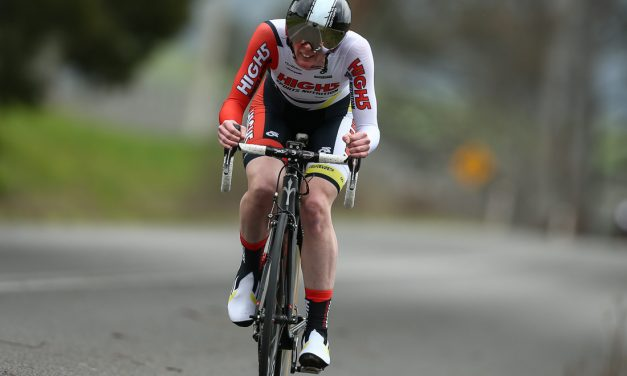 Tessa Fabry Third In 2016 Tour of the King Valley Stage 1 Time Trial