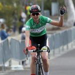 Lucy Kennedy Climbs Into National Capital Tour Lead