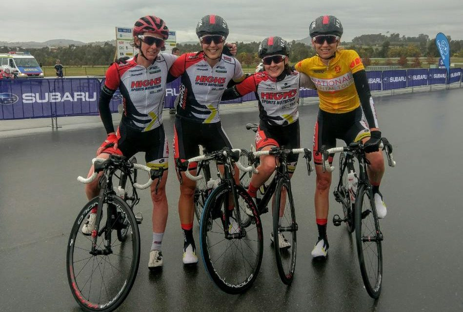 High5 Dream Team Dominate National Capital Tour; Win National Road Series