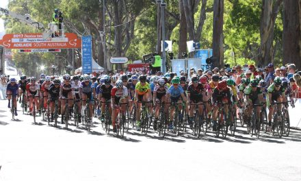 2017 Santos Women's Tour: Stage 2