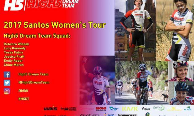 High5 Dream Team Set For Season Opener In Adelaide