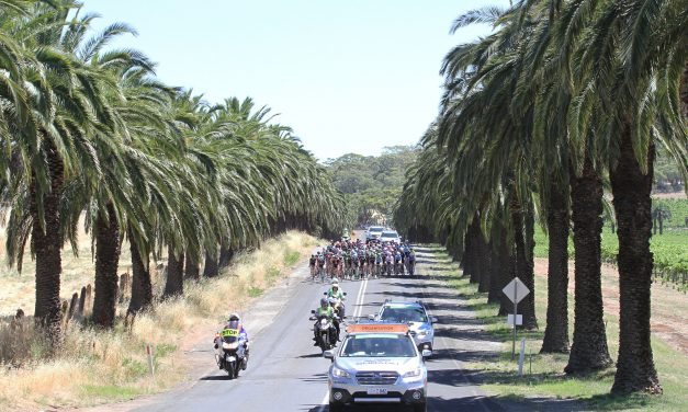 2017 Santos Women's Tour: Stage 3