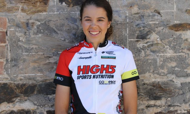 Jess Pratt Third On Tour of East Gippsland Stage 2