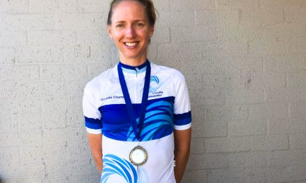 Lucy Kennedy Wins 2017 Oceania Road Championships ITT