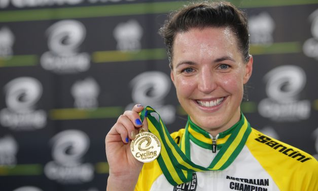Rebecca Wiasak Claims Australian Individual Pursuit Crown