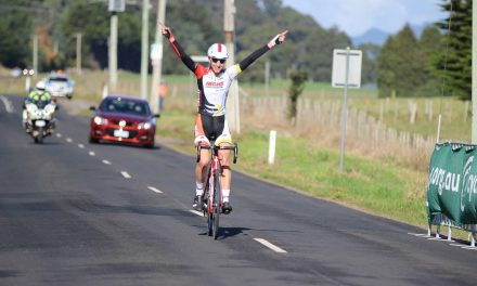 Lucy Kennedy Bounces Back For Mersey Valley Tour Stage 2 Win
