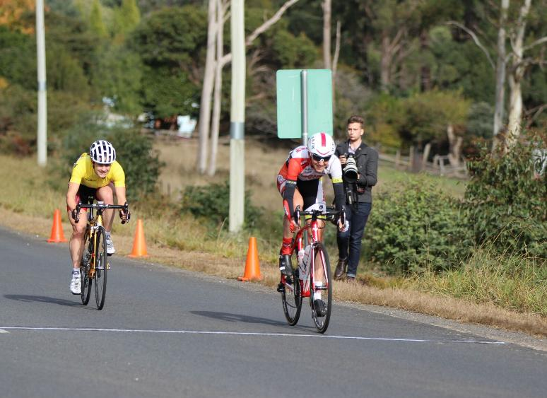 Back to Back Mersey Valley Tour Stage Wins For Lucy Kennedy
