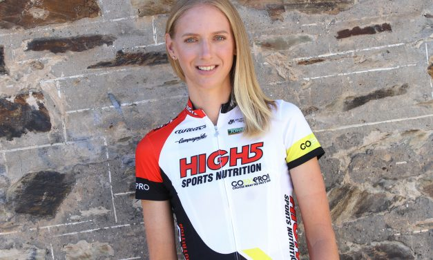 Lucy Kennedy Returns To NRS Action At Amy's Otway Tour