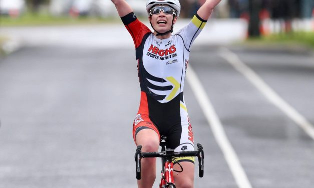 Ruby Roseman-Gannon Wins Final Stage at 2017 Tour of Gippsland