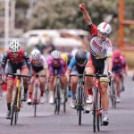 Wiasak Wins Wet & Wild Tour of Gippsland Stage 1