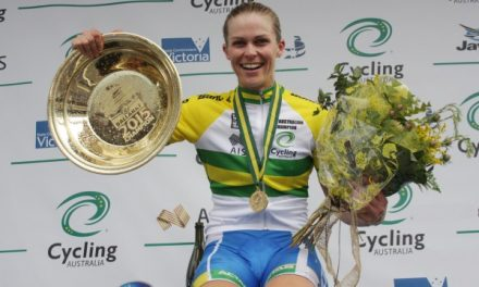 2015 National Crit Champion – Kimberley Wells