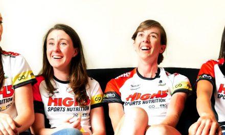 High5 for Australian Women's Cycling