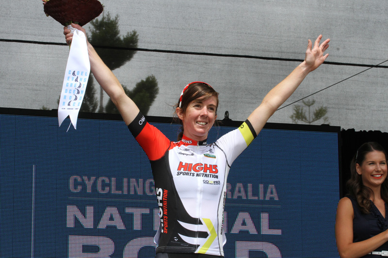 Fabry finishes third in inaugural Cadel Evans Great Ocean Road Race