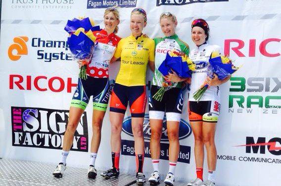 Tessa Fabry Blog: Women's Tour of New Zealand Stage 4