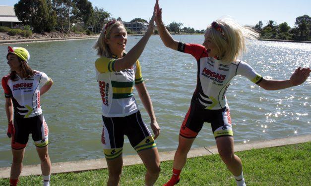High5 Dream Team Target Santos Women's Tour