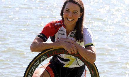 Rebecca Wiasak Blog: Australian Track Endurance Squad Training
