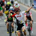 Kimberley Wells Sprints To Stage 4 Santos Women's Tour Success