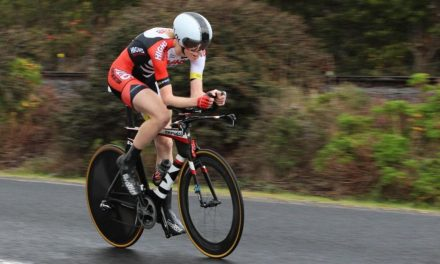 Lisen Hockings Fourth In Mersey Valley Tour Time Trial