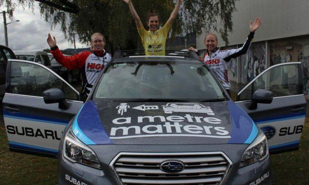 High5 Dream Team Go 1-2-3 On Stunning Mersey Valley Tour Final Stage