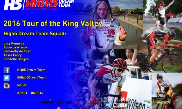 Full Strength Dream Team Head To King Valley