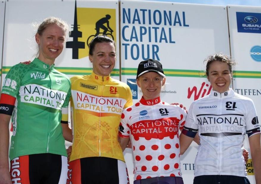 Dream Start To 2016 National Capital Tour
