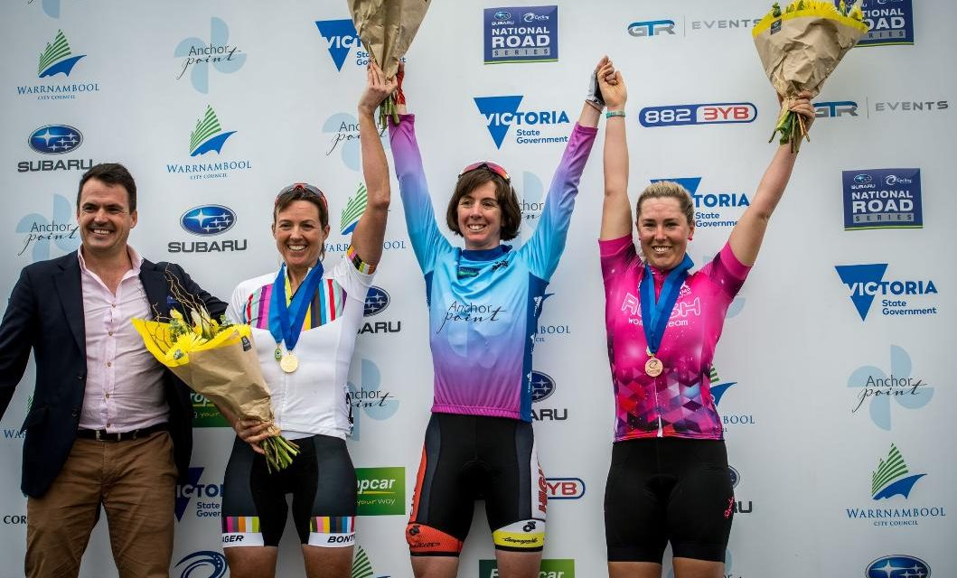 Tessa Fabry Delivers Melbourne to Warrnambool Win