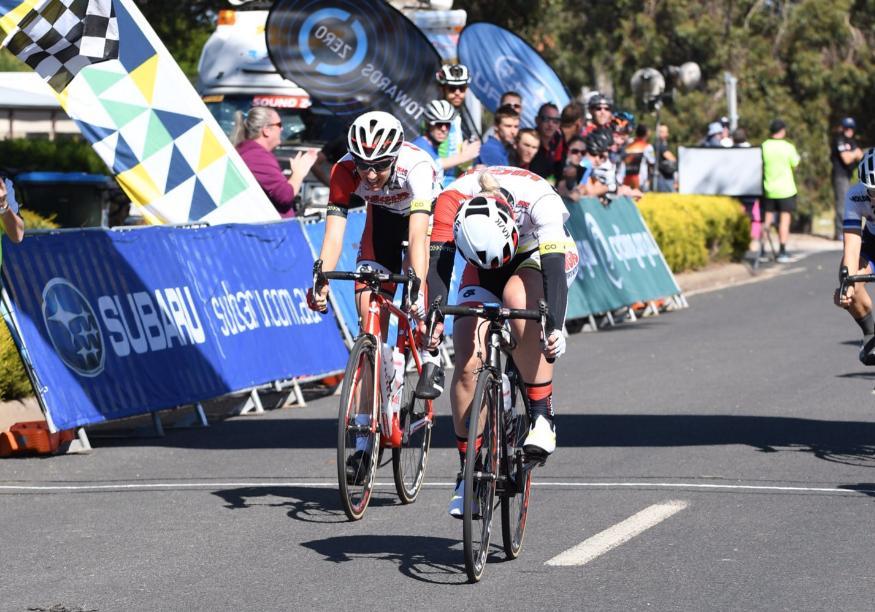 Sam de Riter Wins Tour of East Gippsland Final Stage