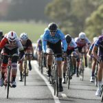 Chloe Moran Third on Tour of the South West Stage 2
