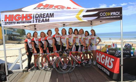 High5 Dream Team Set For Tough Tasmanian Test